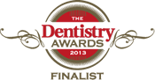2013 Dental Awards - Finalist